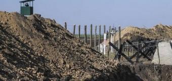 У Запорізькій області будівництво оборонних укріплень «лінії Порошенка» Президент доручив сепаратистам!