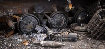 Український спецназ під Донецьком знищив колону чечено-кацапського  спецназу