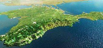 Москва-Орда  про Крим – «он утонул»…