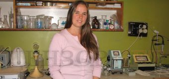 Ольга Броварець у 28 років стала наймолодшим в Україні доктором наук