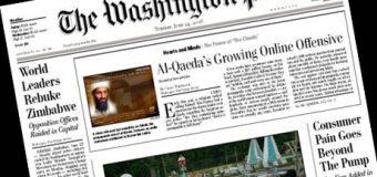 «Washington Post» – «Telewizja Republika»: Путін знищує Україну ззовні, а Порошенко – зсередини