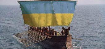 «ЖИТИ  ПО-НОВОМУ»  відмовляються  від вже збудованого крейсера  «УКРАЇНА», бо бояться набрати команду на нього…