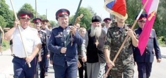 УПЦ  Московського  Патріархату: все менше вірних, все більше зброї та бойовиків…
