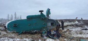 Російський Мі-8 збили  в Чечні біля села Шатой
