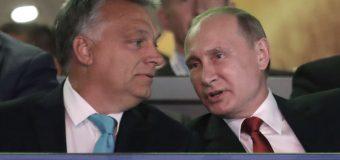 За інформацією  української розвідки  Угорщина , за допомоги РФ , готується  до  війни з Україною…