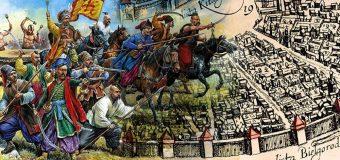 Як козаки  Сагайдачного на Покрову  Москву штурмували!!!