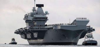 Британія, як і 100 років, назад розмістить в Одесі морську піхоту і та  бойові кораблі  для захисту міста…