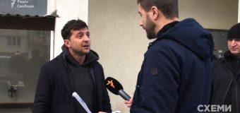 «Схеми» знайшли у Зеленського кінобізнес у Росії. Він брехав Гондону, що закрив його ще у 2014-му…